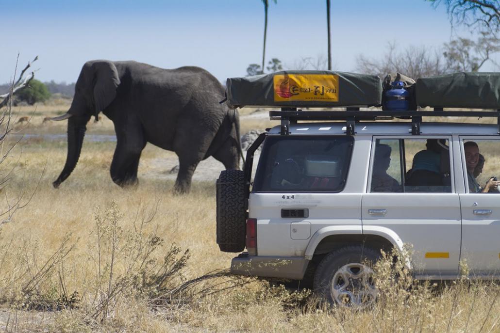 Selfdrive Botswana