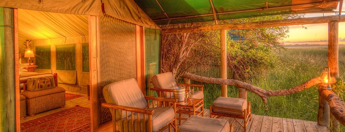 Private Desk at Camp Xakanaka