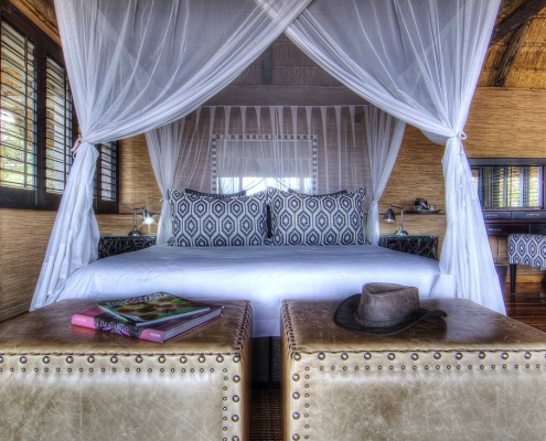 Savute Safari Lodge - Chalet Interior