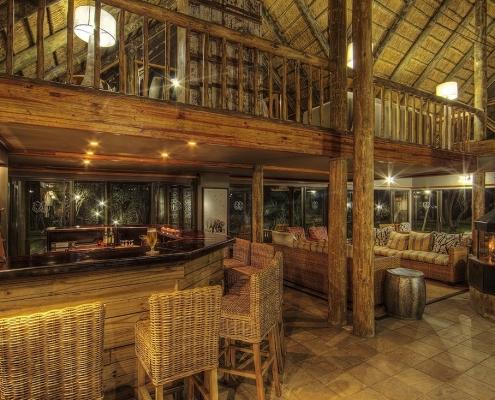 Savute Safari Lodge - Bar