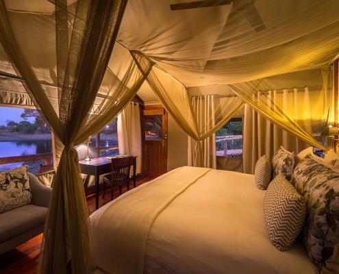 Seba Camp Interior Tent